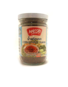 Thai Chilli Paste [Narok/Very Hot] | Buy Online at the Asian Cookshop